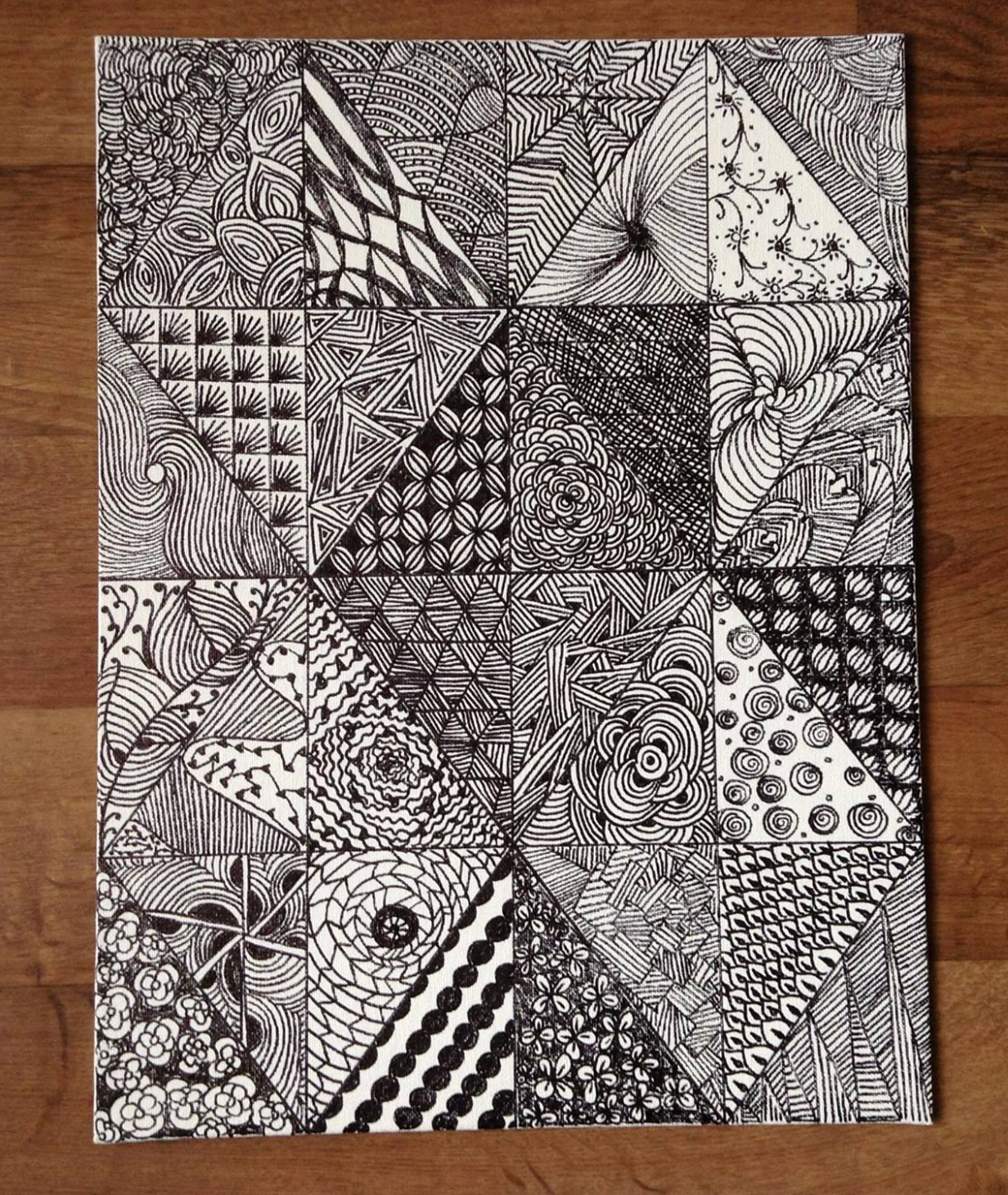 Relax With Yoga Nidra Zentangle Virtual Program Cozby Library And Community Commons